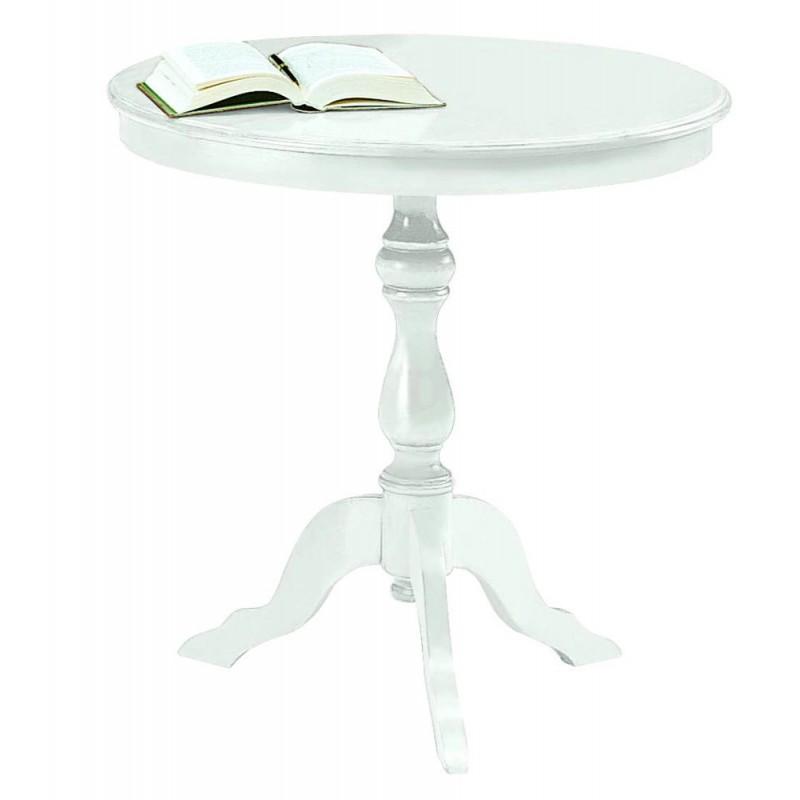 Tavolino rotondo da salotto nuovo art. 1013 consegna gratuita