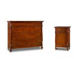 Comò con due comodini nuovo art. Gruppo Genovese consegna gratis   Offerte mobili 750,00€ 750,00€ 750,00€ 750,00€