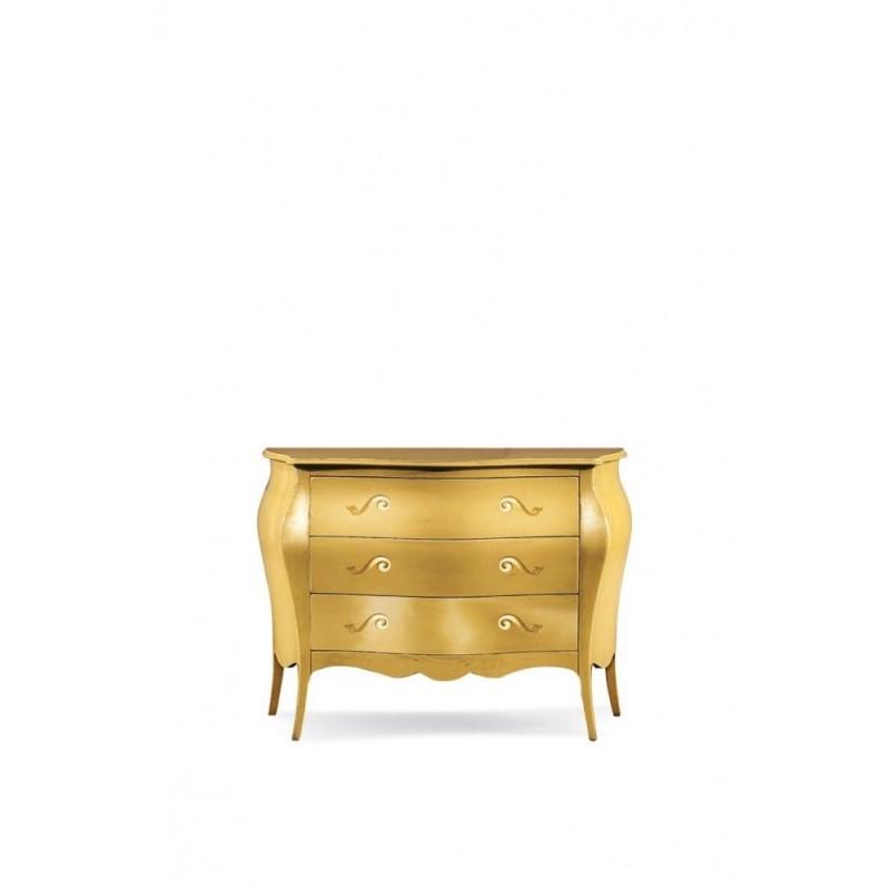 Comò foglia oro nuovo art. 1251 consegna gratuita   Home 430,00€ 430,00€ 430,00€ 430,00€