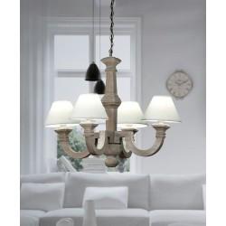 Lampadario nuovo art.49677 consegna gratis  Home 135,00€