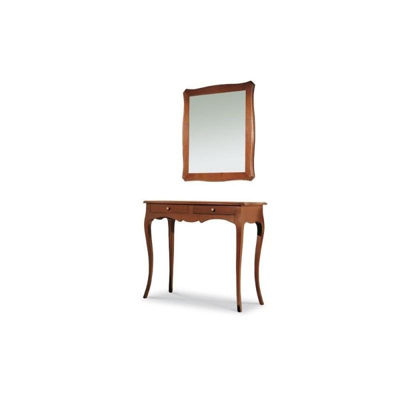 Consolle con specchio nuova art. 537+538 consegna gratuita