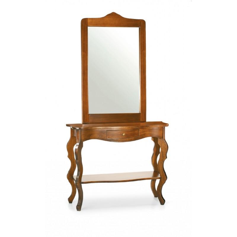 Consolle con specchio nuova art. 259-260 consegna gratuita
