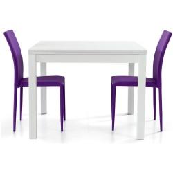 Tavolo bianco frassinato nuovo art.557 consegna gratuita,promozione   Home 140,00€ 140,00€ 140,00€ 140,00€