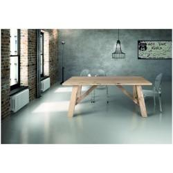 Tavolo Rovere Impiallacciato 250x100 Sp. 4 Fisso art. 917 consegna gratis   Home 750,00€ 750,00€ 750,00€ 750,00€