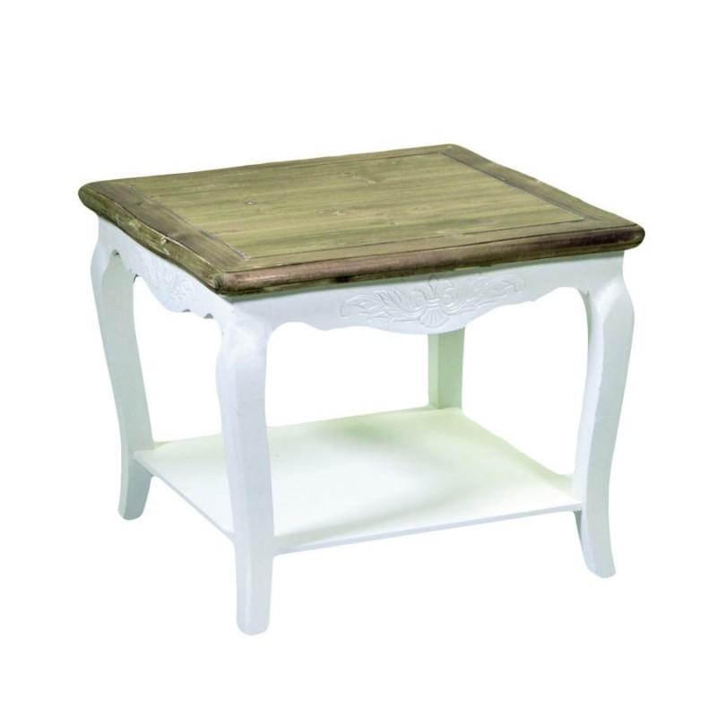 Tavolino Legno Country Quadrato nuovo art. 8032470000 consegna gratis   Home 180,00€ 180,00€ 180,00€ 180,00€