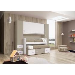 Cameretta nuova art. GT4102   Offerte mobili 990,00€ 990,00€ 990,00€ 990,00€
