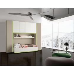 Cameretta Milano nuova art.TOPS01-arredamentishop.it   Offerte mobili 910,00€ 910,00€ 910,00€ 910,00€