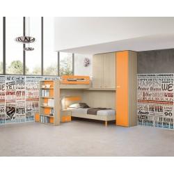 Cameretta Castelfidardo nuova art.TOPS10-arredamentishop.it   Offerte mobili 1.600,00€ 1.600,00€ 1.600,00€ 1.600,00€
