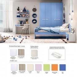 Cameretta componibile nuova art. ZEN102-arredamentishop.it   Offerte mobili 490,00€ 490,00€ 490,00€ 490,00€
