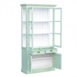 Cristalliera nuova verde acqua art.8035800000 consegna gratis,promozione   Offerte mobili 850,00€ 850,00€ 850,00€ 850,00€