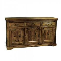 Mobile credenza buffet in legno massello nuovo art.8032960000 consegna gratuita-arredamentishop.it   Offerte mobili 650,00€ ...