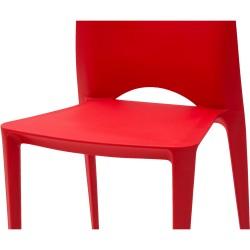 Sedia moderna rossa nuova art.LF591 consegna gratis-arredamentishop.it   Home 40,00€ 40,00€ 40,00€ 40,00€
