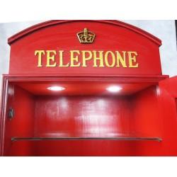 Mobile vetrina cabina telefonica inglese art. 8039360000 nuovo consegna gratis-arredamentishop.it   Home 690,00€ 690,00€ 69...
