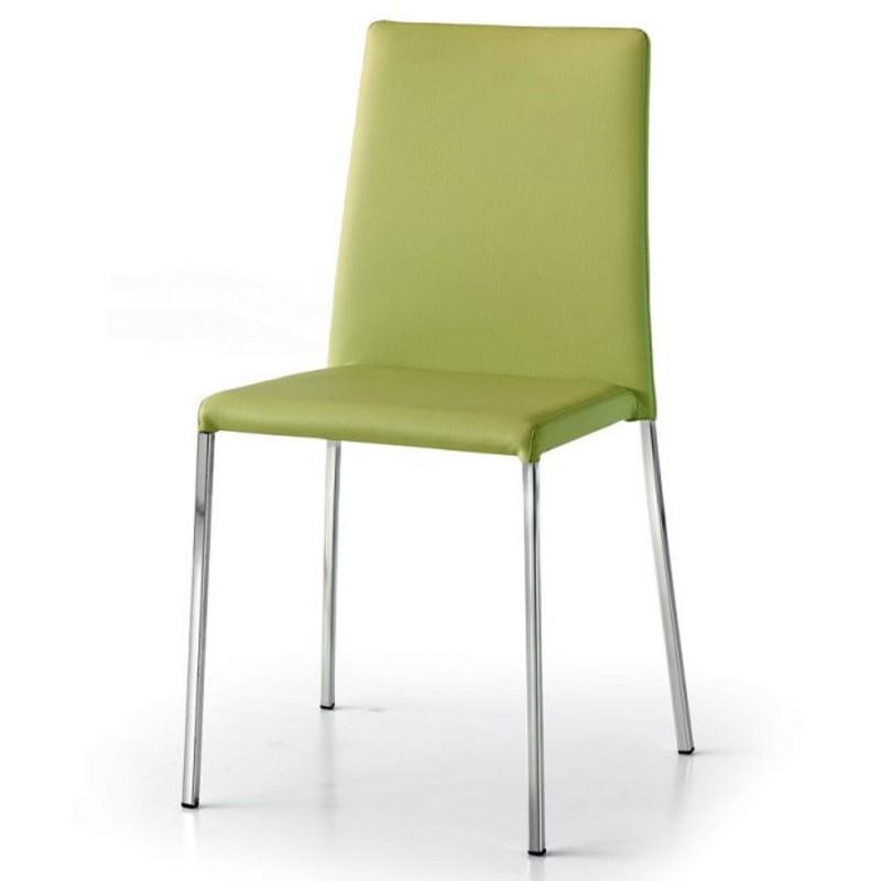 Sedia verde nuova art.645 CONSEGNA GRATIS   Offerte mobili 65,00€ 65,00€ 65,00€ 65,00€