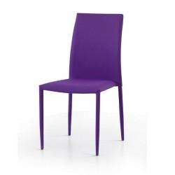 Sedia tessuto viola nuova art.621 CONSEGNA GRATIS   Home 40,00€ 40,00€ 40,00€ 40,00€