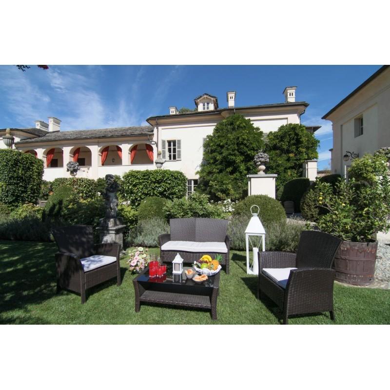 Salotto giardino amalia polyrattan nuovo art.6434740000 consegna gratis-arredamentishop.it   Home 320,00€ 320,00€ 320,00€ ...
