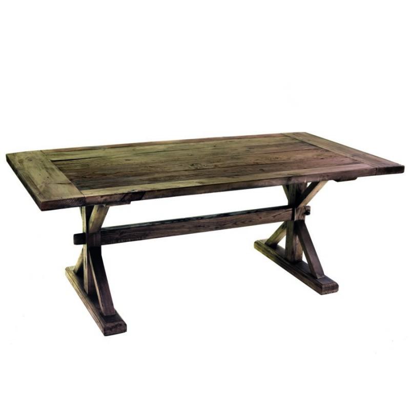 Tavolo legno naturale nuovo art. 8035770000 consegna gratis ...