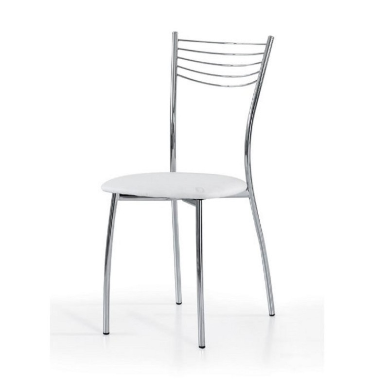 Sedia metallo nuova art.610 CONSEGNA GRATIS   Offerte mobili 38,00€ 38,00€ 38,00€ 38,00€