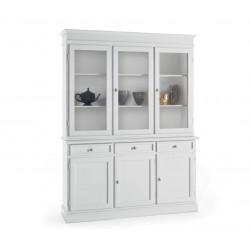 Credenza con vetrina economica nuova art. 6037A-6036A consegna gratuita-arredamentishop.it   Offerte mobili 490,00€ 490,00€...