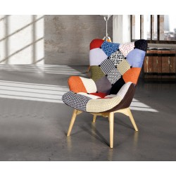 Poltrona patchwork nuova art. 769 consegna gratuita-arredamentishop.it   Home 240,00 € 240,00 € 240,00 € 240,00 €