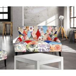 Divano patchwork nuovo art. 779 consegna gratuita-arredamentishop.it   Home 390,00€ 390,00€ 390,00€ 390,00€