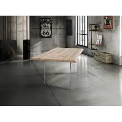 Tavolo in legno massello moderno nuovo art. 811 consegna gratuita-arredamentishop.it   Offerte mobili 780,00€ 780,00€ 780,0...