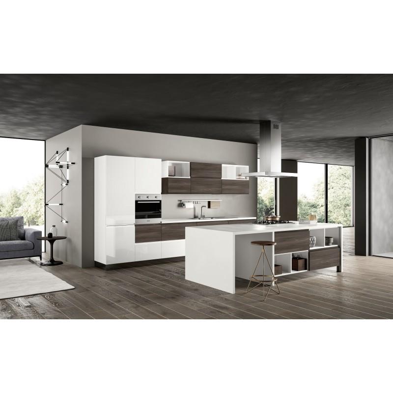 Cucina moderna nuova art.Cucina2-arredamentishop-it