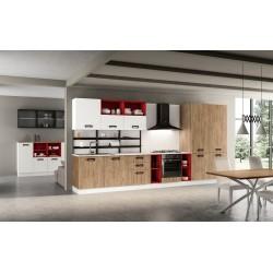 Cucina in offerta nuova art.Cucina15-arredamentishop.it   Offerte mobili 2,650.00 2,650.00 2,650.00 2,650.00