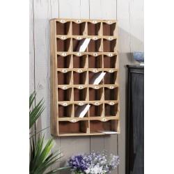 Casellario da parete in legno nuovo art.45526 consegna gratis-arredamentishop.it   Home 85,00€ 85,00€ 85,00€ 85,00€