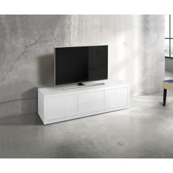 Porta TV bianco frassinato nuovo art. 888 consegna gratuita-arredamentishop.it   Offerte mobili 290,00€ 290,00€ 290,00€ 29...