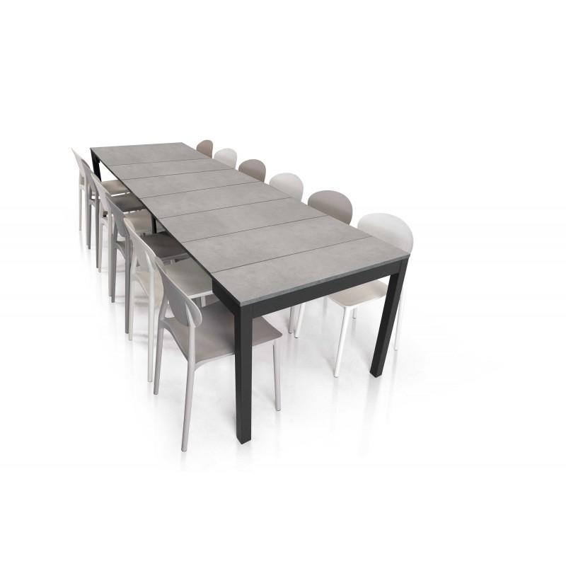 Tavolo Consolle Allungabile Nuovo Art 996 Consegna Gratuita Arredamentishop It