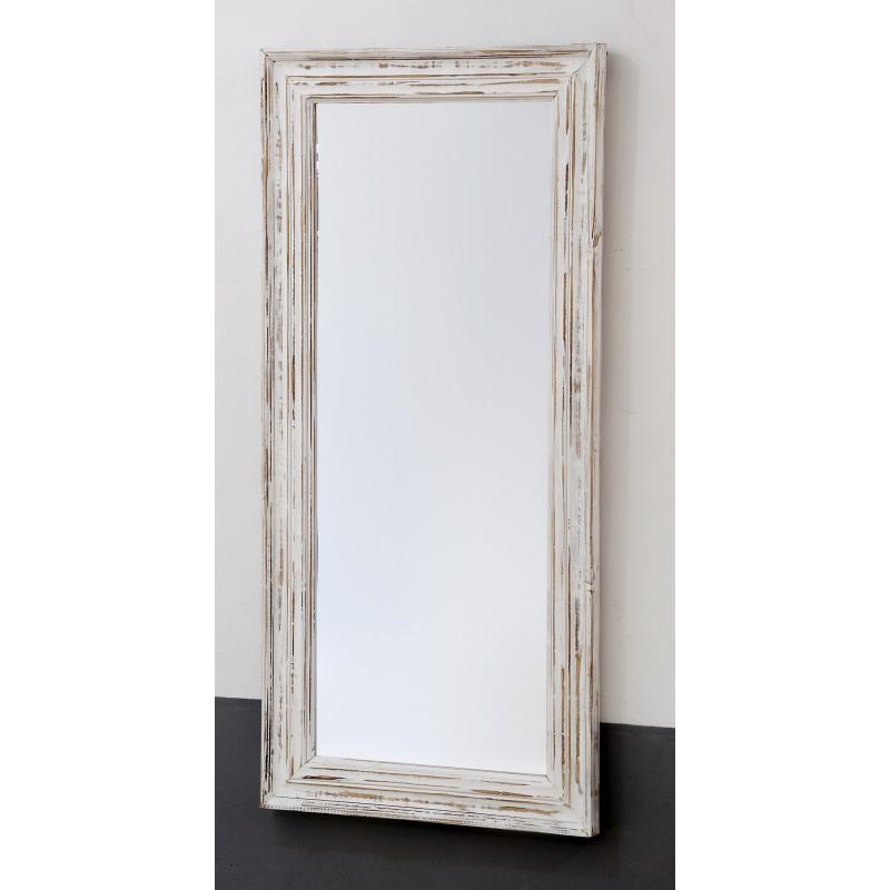 Specchio shabby nuovo consegna gratis for Specchio shabby