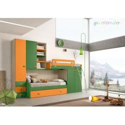 Cameretta Brindisi art.GT4063 nuova-arredamentishop.it   Offerte mobili 970,00€ 970,00€ 970,00€ 970,00€