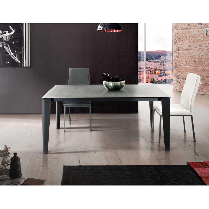 Tavolo Industrial Allungabile Nuovo Art 1601 Consegna Gratuita Arredamentishop It