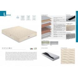 Materasso singolo ortopedico nuovo art.LUSSO80X190 consegna gratuita-arredamentishop.it   Offerte mobili 170,00€ 170,00€ 17...
