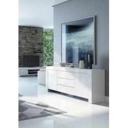 Madia moderna bianca nuova art.202M12BL consegna gratuita-arredamentishop.it   Offerte mobili 320,00€ 320,00€ 320,00€ 320,...