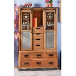 Vetrina rustica nuova art.57663 consegna gratuita-arredamentishop.it   Offerte mobili 270,00€ 270,00€ 270,00€ 270,00€