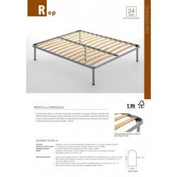 Rete singola a doghe nuova art.ROP80X190 consegna gratuita-arredamentishop.it   Offerte mobili 80,00€ 80,00€ 80,00€ 80,00€