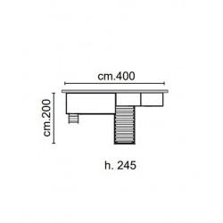 Cameretta scontata nuova art.GT4038-arredamentishop.it   Offerte mobili 1.090,00€ 1.090,00€ 1.090,00€ 1.090,00€