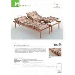 Rete elettrica nuova art.MOSCA80X190ELETTR. consegna gratuita-arredamentishop.it   Offerte mobili 480,00€ 480,00€ 480,00€ ...