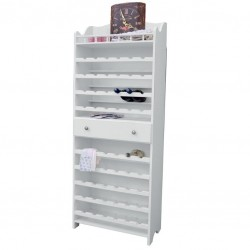 Mobile portabottiglie bianco nuovo art.6059A consegna gratis-arredamentishop.it   Offerte mobili 230,00€ 230,00€ 230,00€ 2...