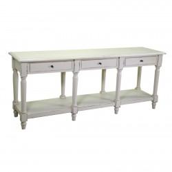 Consolle in legno bianco anticato nuova art.8039990000 consegna gratuita-arredamentishop.it   Offerte mobili 570,00€ 570,00...
