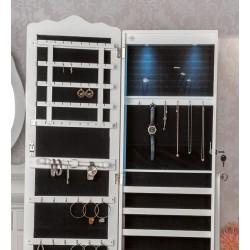 Specchio portagioie con LED nuovo art.55919 consegna gratuita-arredamentishop.it   Offerte mobili 150,00€ 150,00€ 150,00€ ...