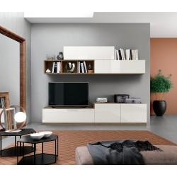 Parete attrezzata moderna nuova art.MAX04-arredamentishop.it   Offerte mobili 370,00€ 370,00€ 370,00€ 370,00€