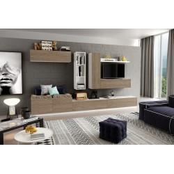 Parete attrezzata in offerta art.MAX05 nuova-arredamentishop.it   Offerte mobili 590,00€ 590,00€ 590,00€ 590,00€
