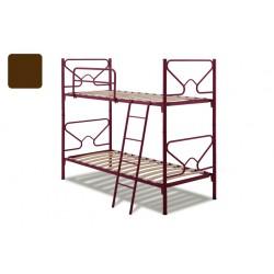 Letto a castello in ferro nuovo art.KILTON consegna gratuita-arredamentishop.it   Offerte mobili 250,00€ 250,00€ 250,00€ 2...