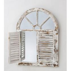 Specchio finestra shabby nuovo art. 42907 consegna gratis-arredamentishop.it   Offerte mobili 68,00€ 68,00€ 68,00€ 68,00€