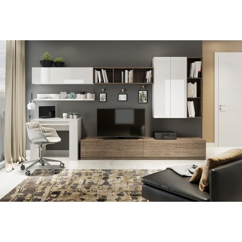 Parete attrezzata Torino nuova art.MAX08-arredamentishop.it   Offerte mobili 490,00€ 490,00€ 490,00€ 490,00€