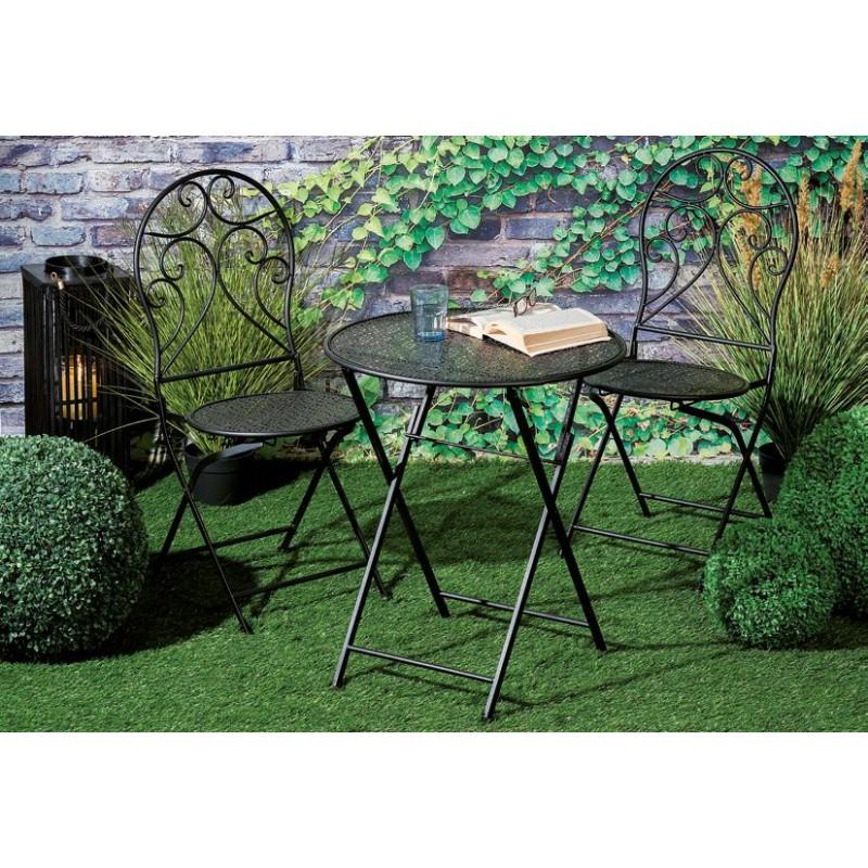 Offerte Tavoli Da Giardino.Tavolo Rotondo Con Sedie Da Giardino Nuovo Art 55026 Consegna