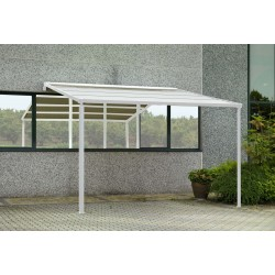 Tettoia elettrica alluminio bianca nuova art.7403880000 consegna gratuita-arredamentishop.it  Vacchetti Offerte mobili 1.970,...